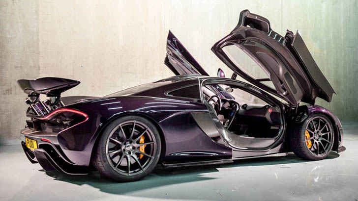 10 Most Expensive Cars Sold On Ebay Auto Overload